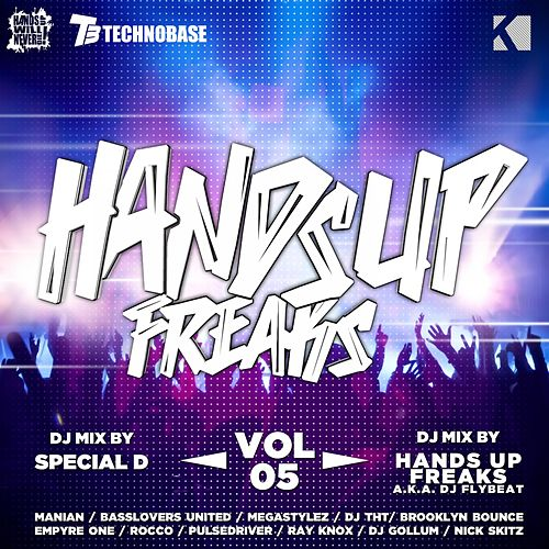 Hands up Freaks, Vol. 5 von Various Artists