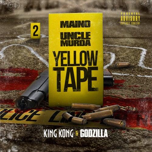 Yellow Tape: King Kong & Godzilla by Uncle Murda