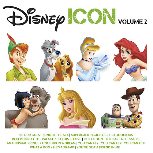 ICON: Disney (Vol. 2) by Various Artists
