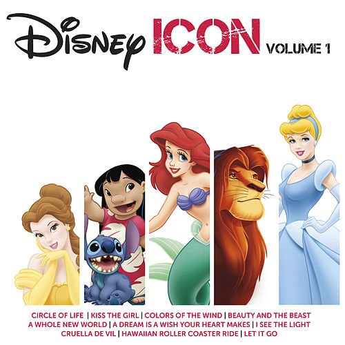 ICON: Disney (Vol. 1) by Various Artists