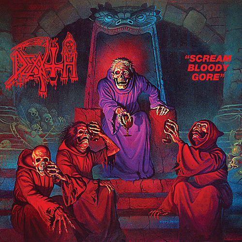 Scream Bloody Gore (Deluxe Reissue) von Death