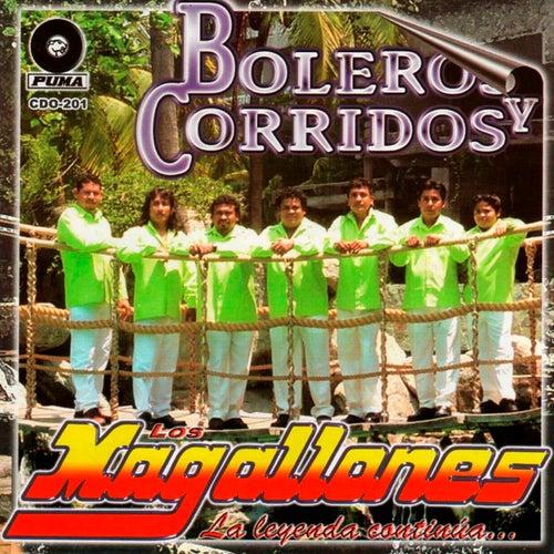 Boleros y Corridos by Los Magallones