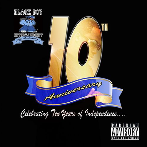 10th Anniversary 'Celebrating Ten Years Of Independence' by Various Artists