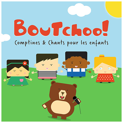 Boutchoo Comptines Chants Pour Les Enfants Von Various Artists