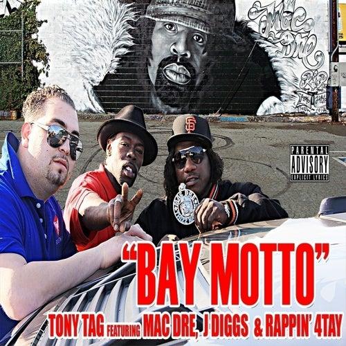 Bay Motto by Tony Tag