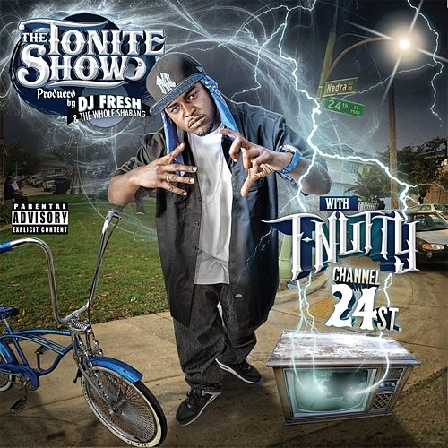 The Tonite Show with T-Nutty: Channel 24 St. by DJ.Fresh