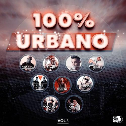100% Urbano, Vol. 3 de Various Artists