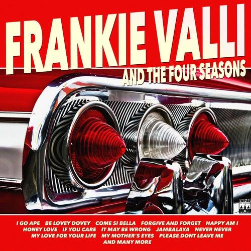 Frankie Valli & The Four Seasons by Frankie Valli