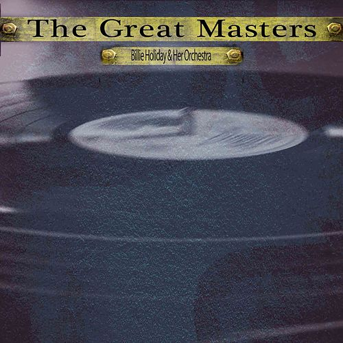 The Great Masters de Billie Holiday
