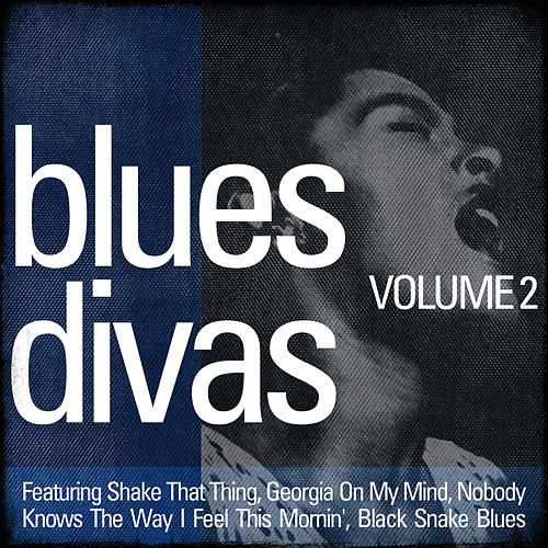 Blues Divas Vol.2 by Various Artists