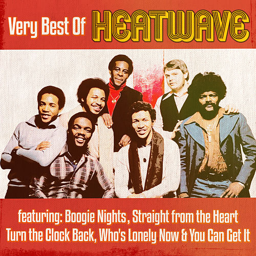 Very Best Of Heatwave de Heatwave