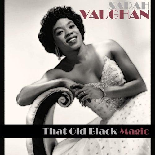 Sarah Vaughan -That Old Black Magic de Sarah Vaughan