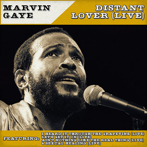 Marvin Gaye - Distant Lover (Live) de Marvin Gaye