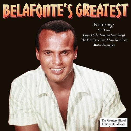 Harry Belafonte - Belafonte's Greatest de Harry Belafonte