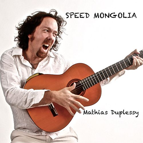 Speed Mongolia by Mathias Duplessy