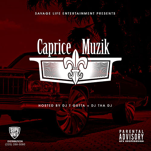 Caprice Muzik by Various Artists