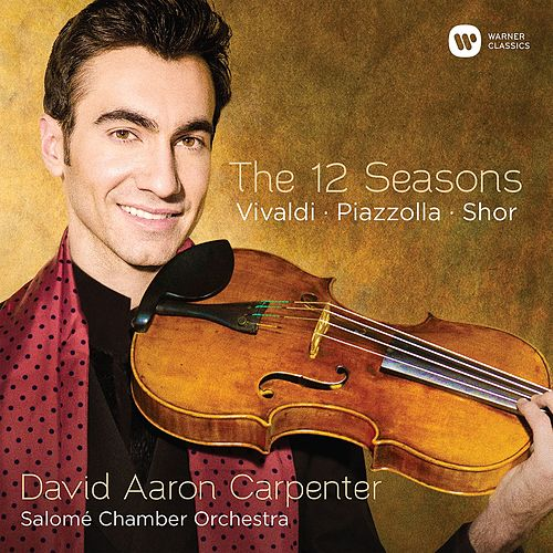 The 12 Seasons by David Aaron Carpenter