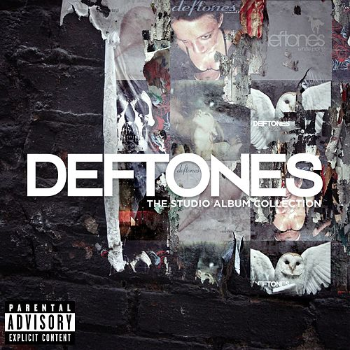 The Studio Album Collection by Deftones