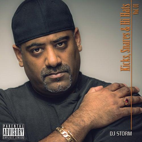 Kicks, Snares & Hi Hats, Vol. 01 von DJ Storm