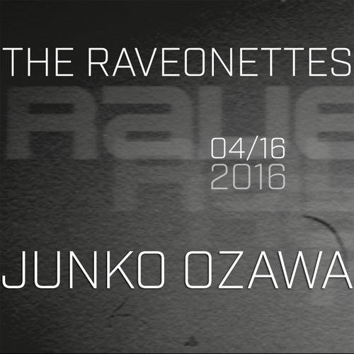 Junko Ozawa von The Raveonettes