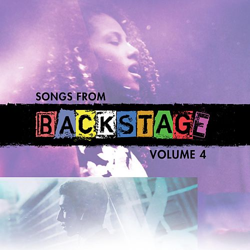 Songs from Backstage, Vol. 4 de Backstage Cast