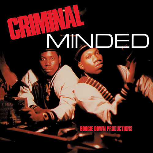 Criminal Minded de Boogie Down Productions