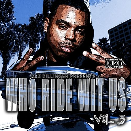 Who Ride Wit Us Vol 3 de Tha Dogg Pound