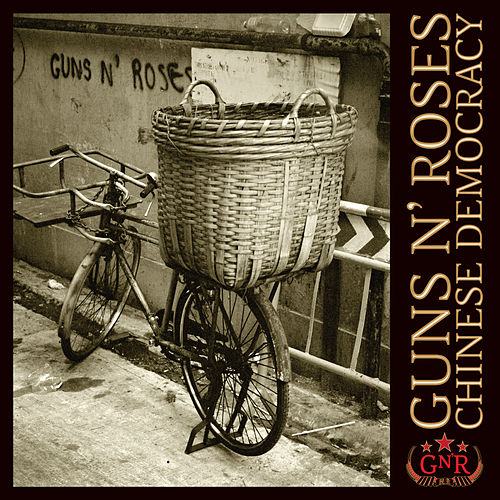 Chinese Democracy de Guns N' Roses
