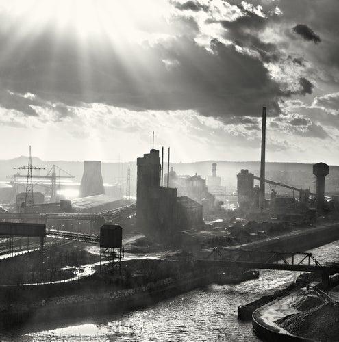 Blackened Cities by Melanie De Biasio