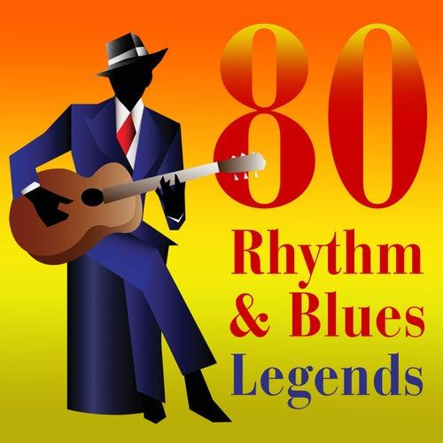 80 Legends Of Rhythm & Blues von Various Artists