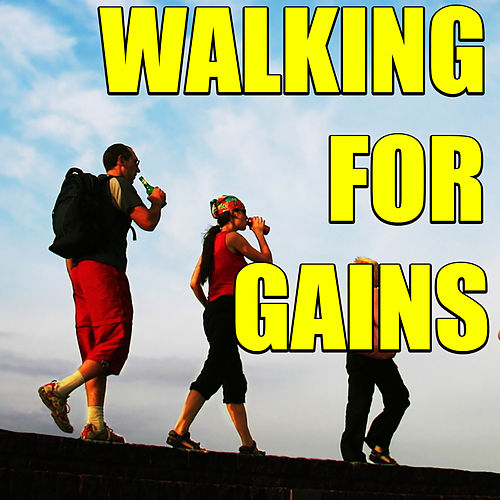 Walking For Gains de Various Artists