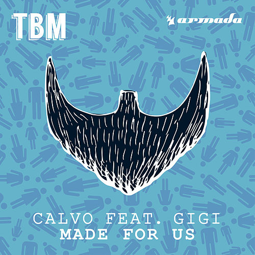 Made For Us van Calvo