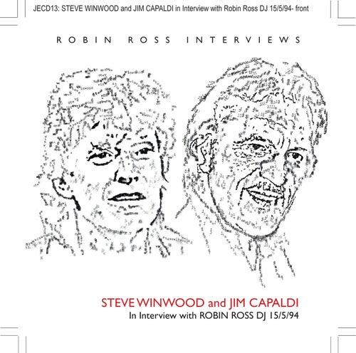 Interview With Robin Ross 5-15-94 de Steve Winwood