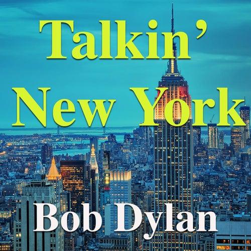 Talkin' New York de Bob Dylan