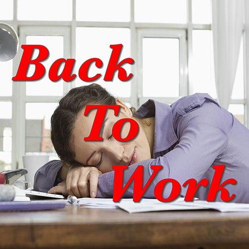 Back To Work de Various Artists
