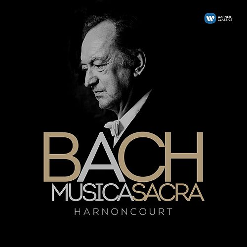 Bach - Musica Sacra von Nikolaus Harnoncourt