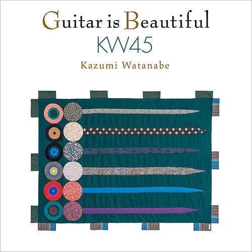 Guitar is Beautiful KW45 (International Version) by Kazumi Watanabe