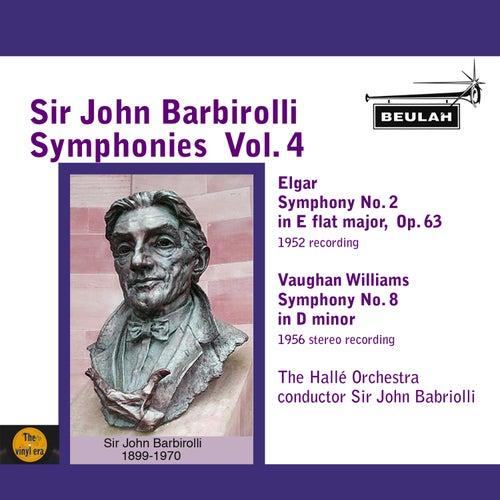 Sir John Barbirolli Symphonies, Vol. 4 de Sir John Barbirolli
