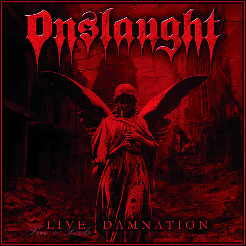Live Damnation by Onslaught