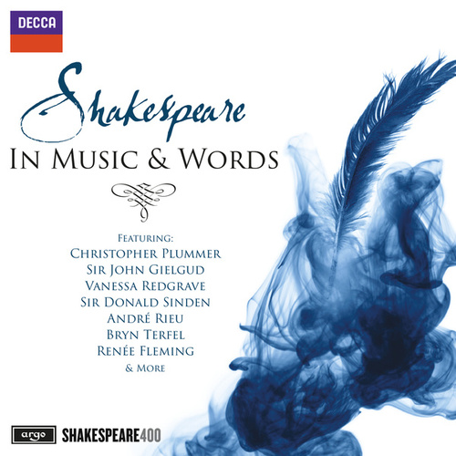 Shakespeare In Music & Words de Various Artists