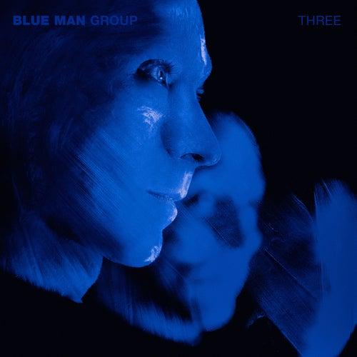 Three de Blue Man Group