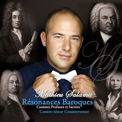 Résonances Baroques by Mathieu Salama
