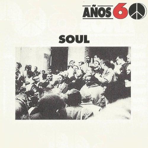 Años 60: Soul de Various Artists
