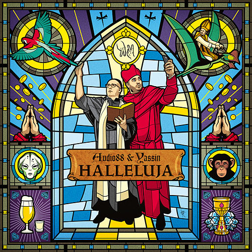 Halleluja by Audio88 & Yassin