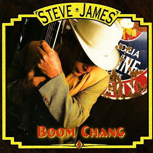 Boom Chang! de Steve James