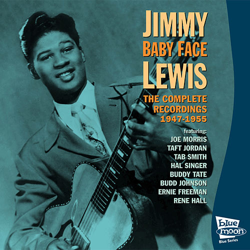 The Complete Recordings 1947-1955 by Jimmy Lewis