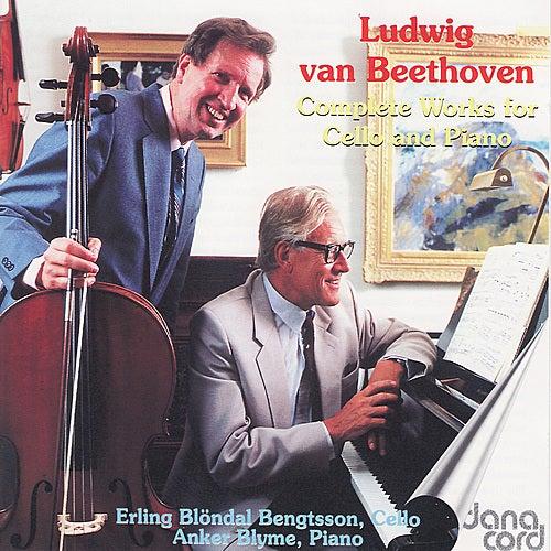 Beethoven: Cello Works by Erling Blöndal Bengtsson