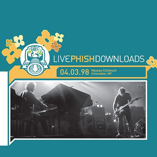 LivePhish 04/03/98 by Phish