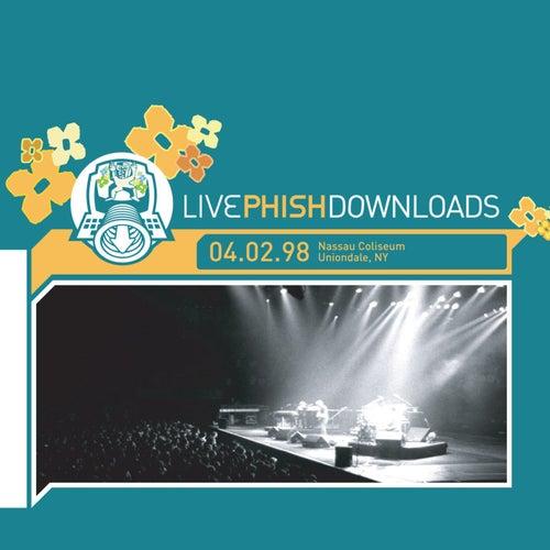 LivePhish 04/02/98 von Phish