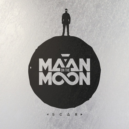 Scar by Maan on the Moon